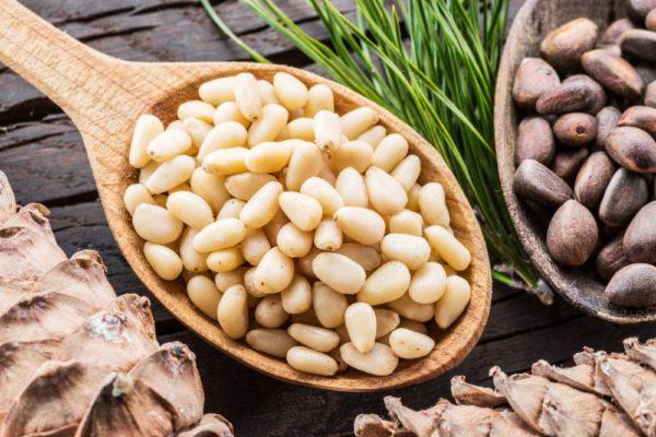 Польза кедровых орех