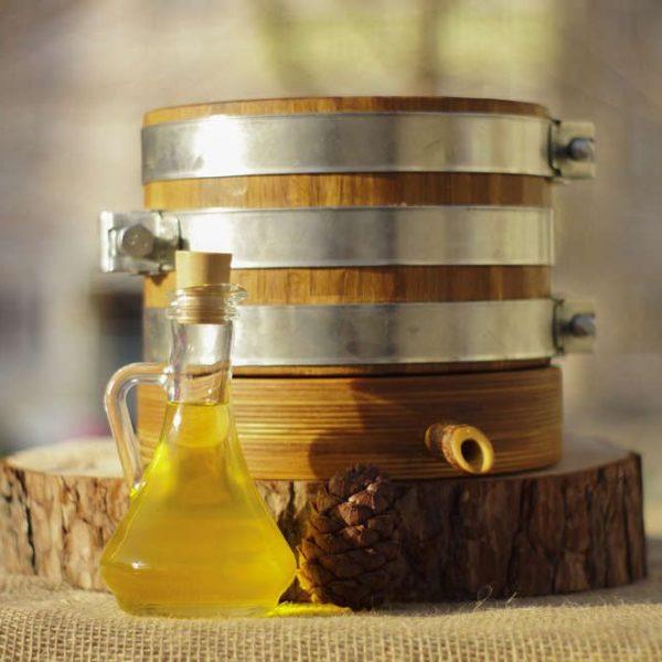Кедровое масло показания к применению