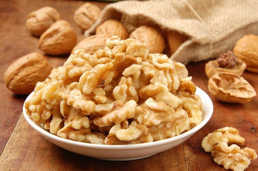 Как влияют орехи на мужской организм