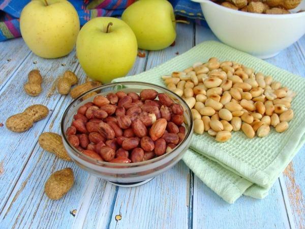 Как правильно пожарить арахис в духовке